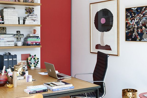 W=stands for creative workspaces : The Design Files