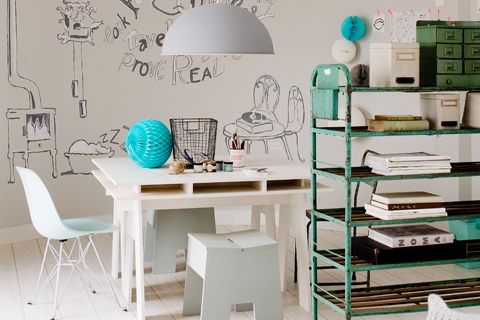W=stands for Creative Workspace