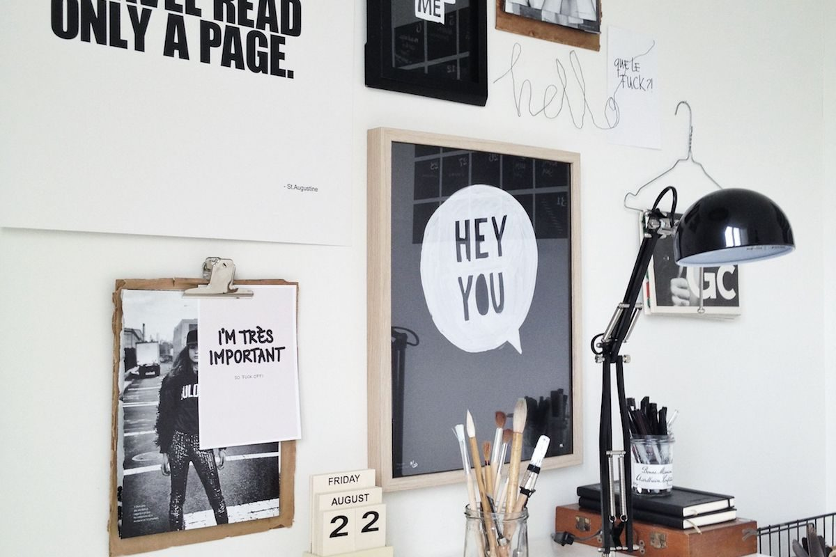 Work spaces Ideas