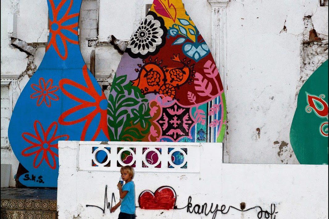 Street Art @ Dowtown Punda