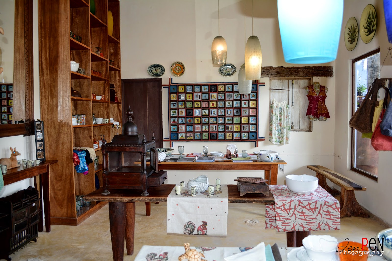 Shop Tour : La Casa Azul