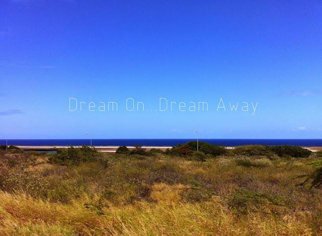 Dream on..Dream away