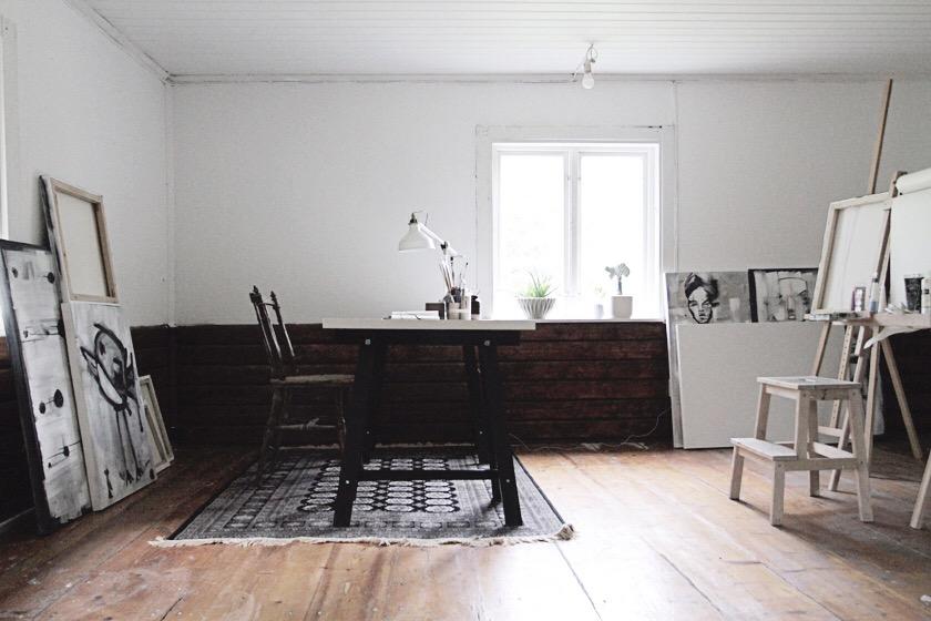 Creative Workspace : Studio SMÄM