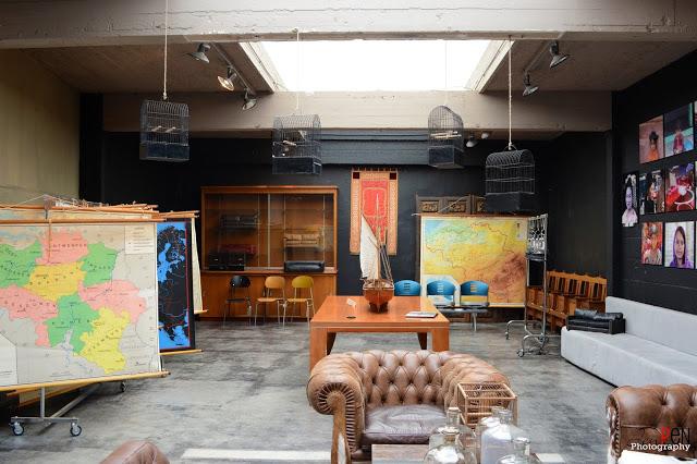 Store Tour : Loft Styles
