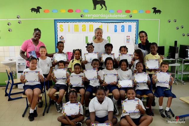 "Book Week Curacao ""Ban Lesa 2015"" : Roselyn Jobse-Jessurun"
