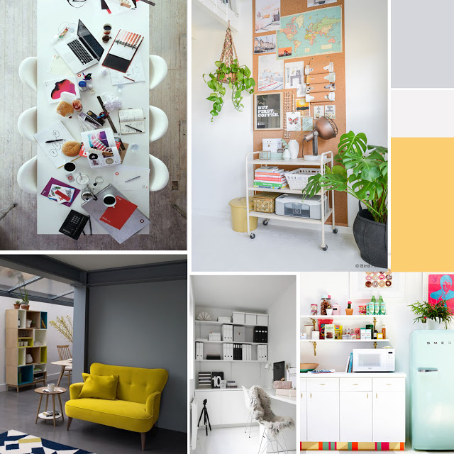 Assignments 11 & 12 : Design your office & bedroom space