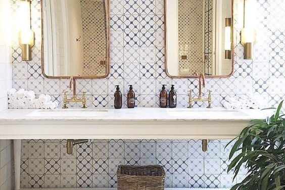 Design with Cement Tiles