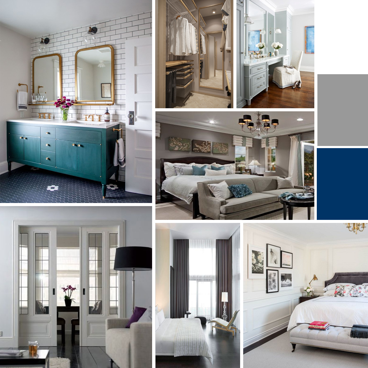PROJECT 101 : Master Suite design