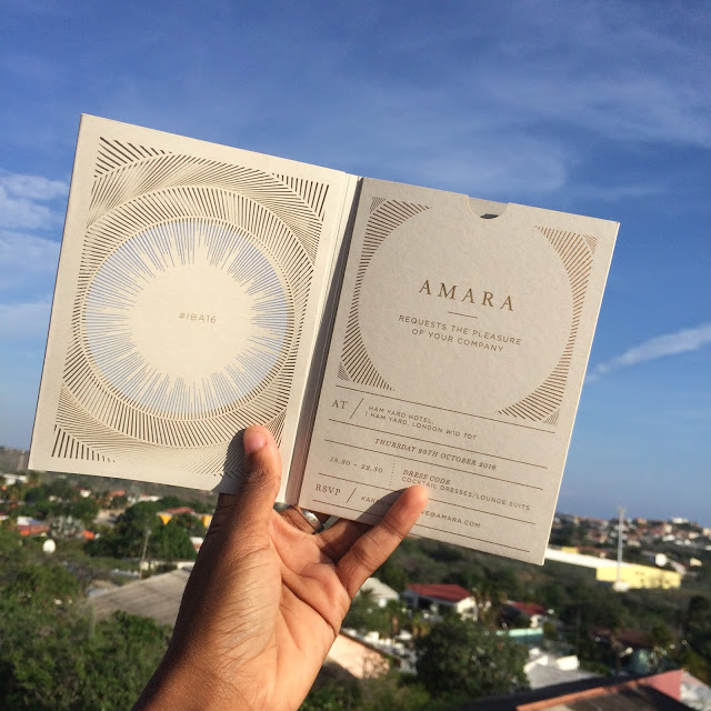 JenPEN's journey to the Amara Interior Blog Awards