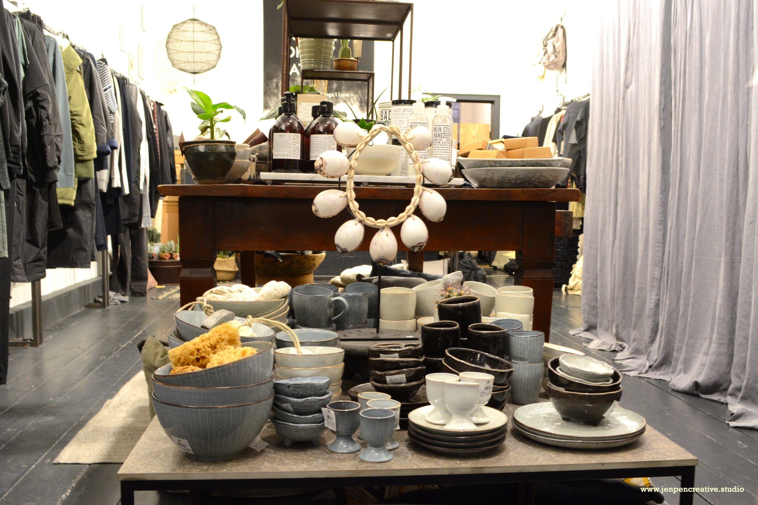 Store tour : Pop Up 'Things I Like Things I Love
