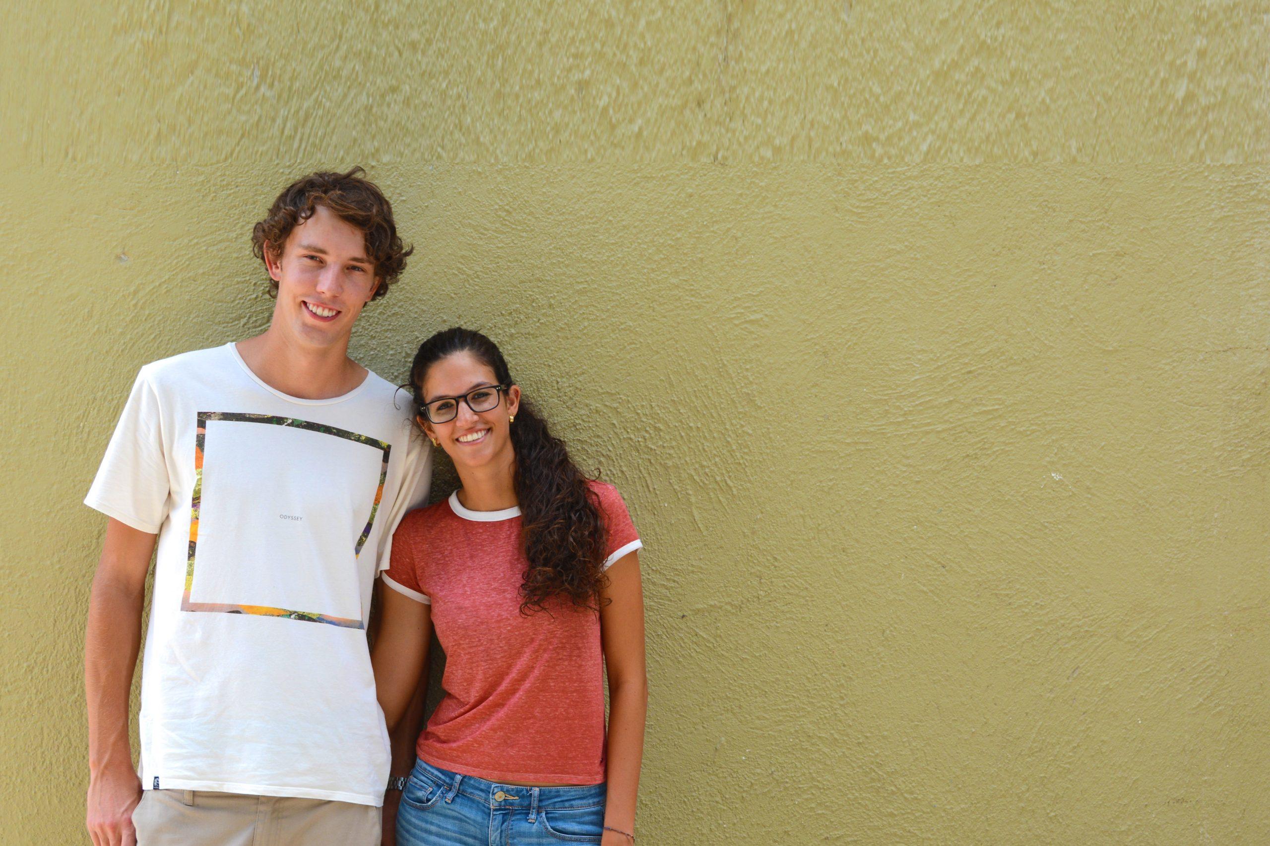 YOB : Mitchell Lammering & Debrah Nijdam of Limpi