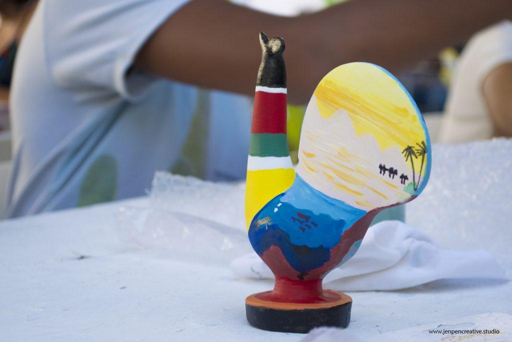 Recap creative workshop: Painting Koko Yoko