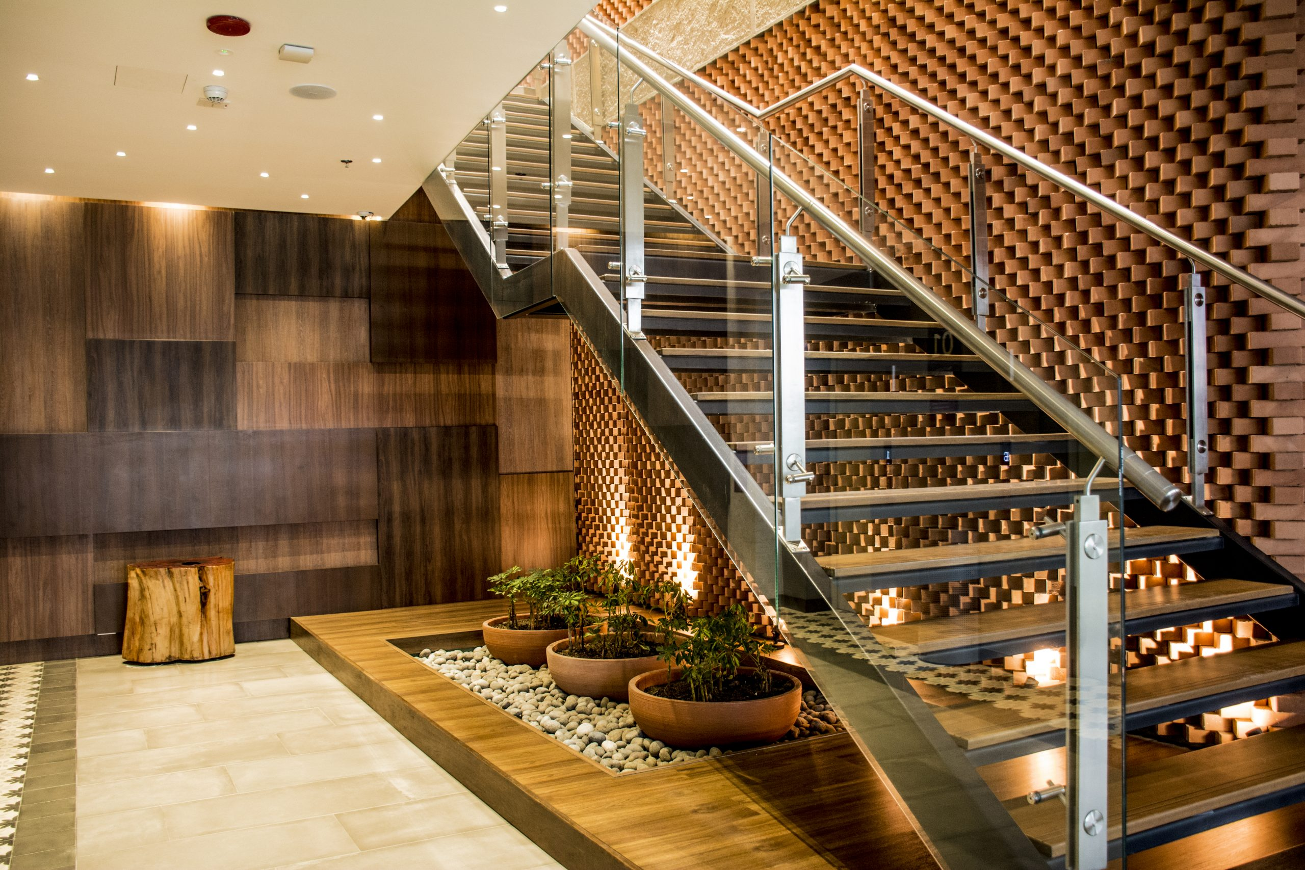 Hyatt Place Bogota: warm, colorful and modern