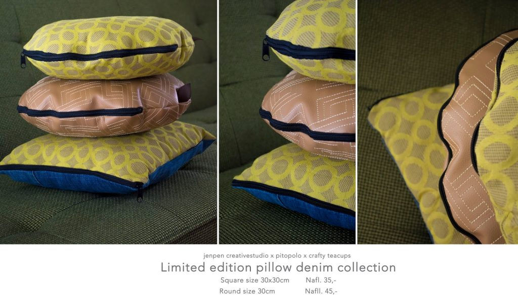 Custom design Pillow & plaid collection